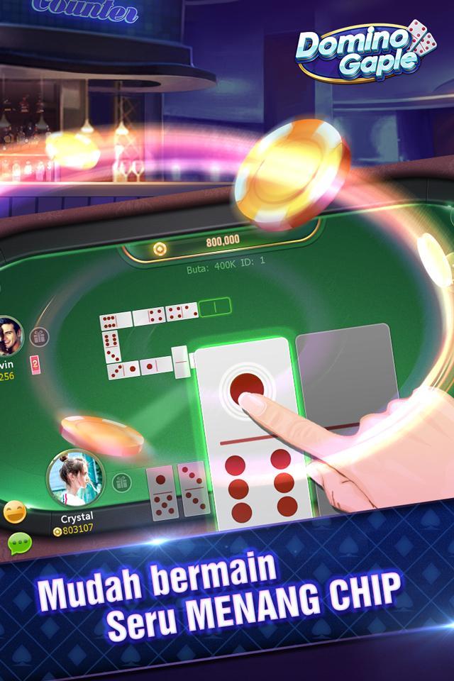 Domino Gaple TopFun(Domino QiuQiu):Free dan online 1.9.9 Screenshot 2