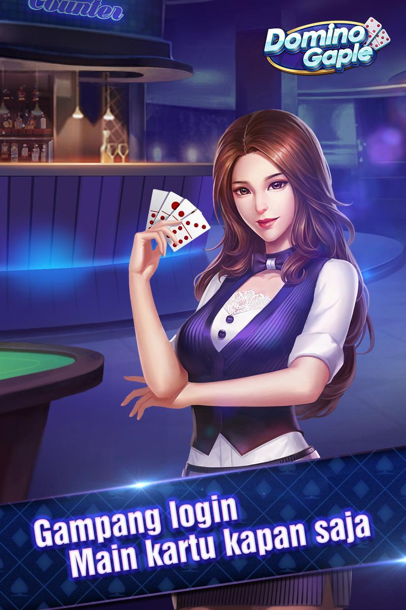 Domino Gaple TopFun(Domino QiuQiu):Free dan online 1.9.9 Screenshot 5