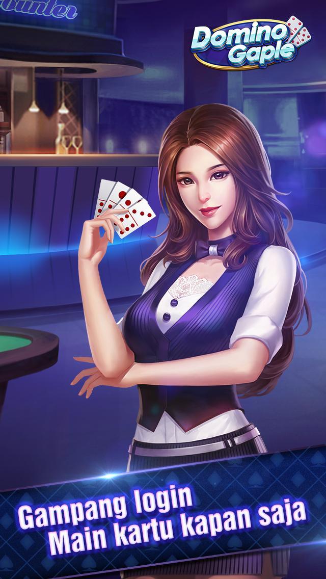 Domino Gaple TopFun(Domino QiuQiu):Free dan online 1.9.9 Screenshot 9