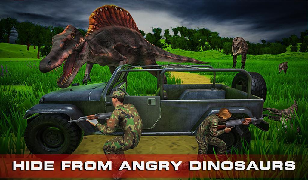 Escape Dino FPS Shooting Survival Game 1.2 Screenshot 10
