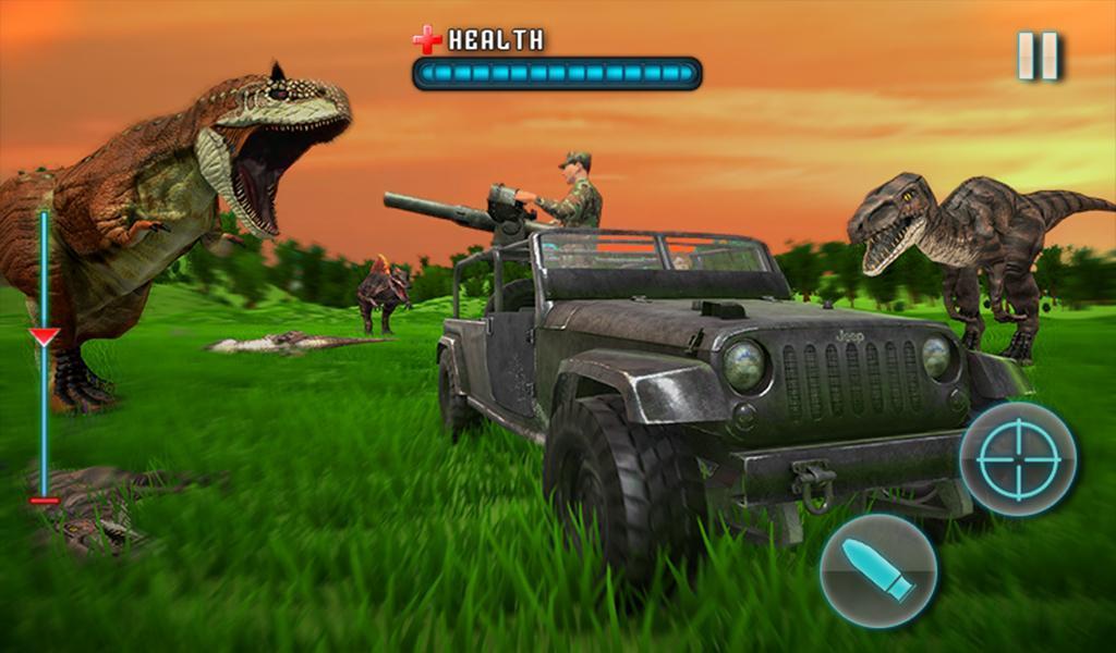 Escape Dino FPS Shooting Survival Game 1.2 Screenshot 11