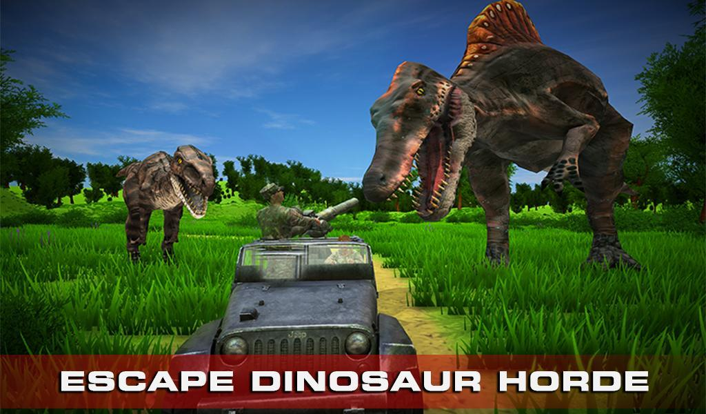 Escape Dino FPS Shooting Survival Game 1.2 Screenshot 12