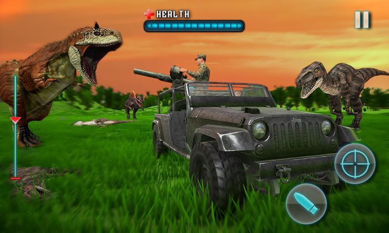 Escape Dino FPS Shooting Survival Game 1.2 Screenshot 3