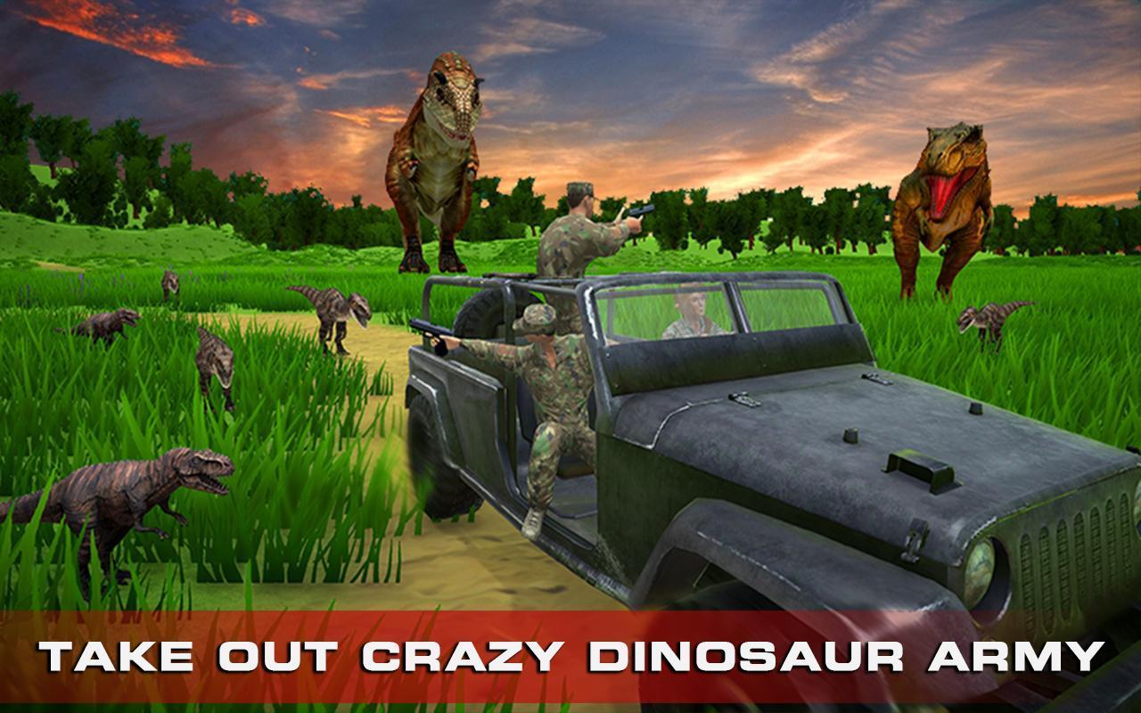 Escape Dino FPS Shooting Survival Game 1.2 Screenshot 5