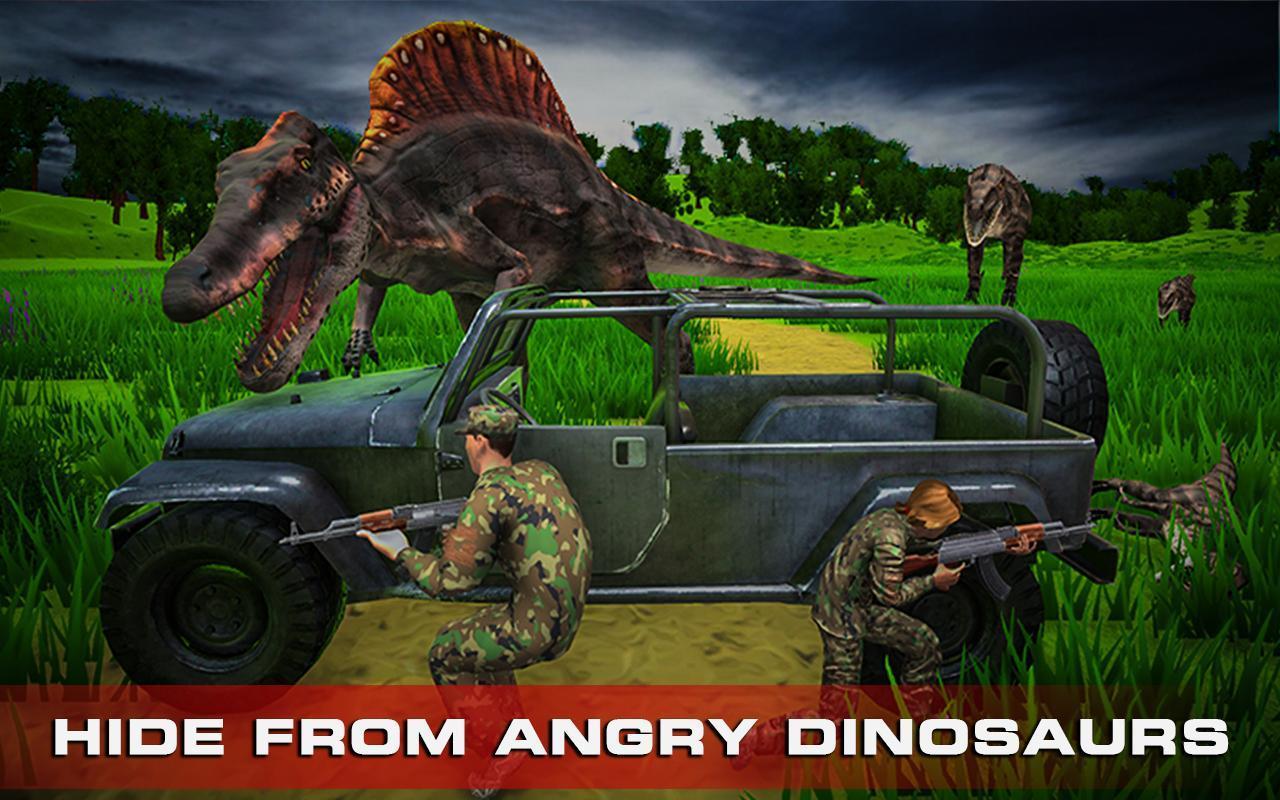 Escape Dino FPS Shooting Survival Game 1.2 Screenshot 6