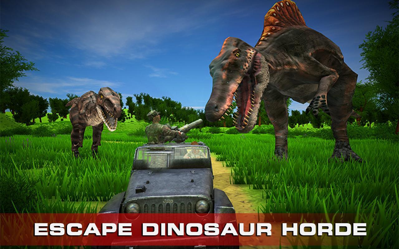 Escape Dino FPS Shooting Survival Game 1.2 Screenshot 8