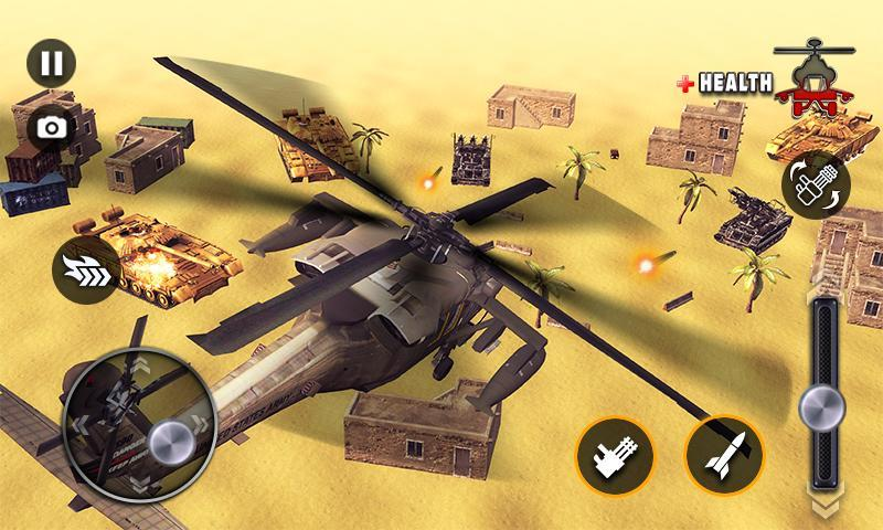 Helicopter Gunship Strike Air Cavalry Pilot 1.2 Screenshot 1
