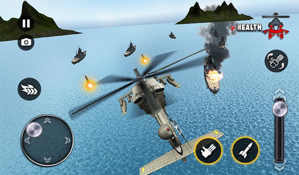 Helicopter Gunship Strike Air Cavalry Pilot 1.2 Screenshot 10