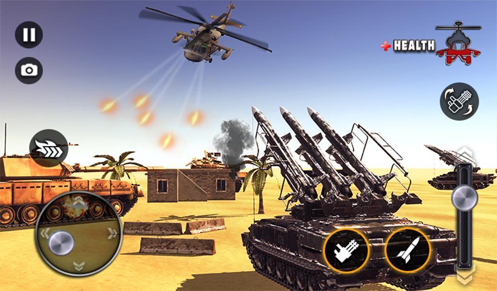 Helicopter Gunship Strike Air Cavalry Pilot 1.2 Screenshot 12