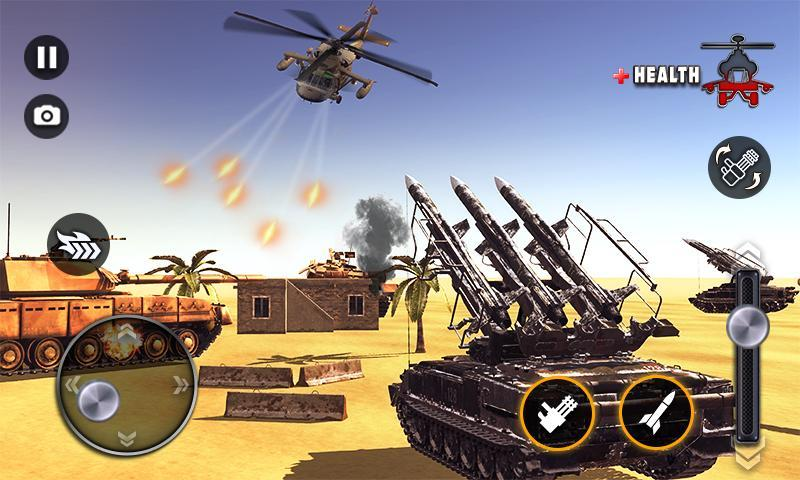 Helicopter Gunship Strike Air Cavalry Pilot 1.2 Screenshot 4