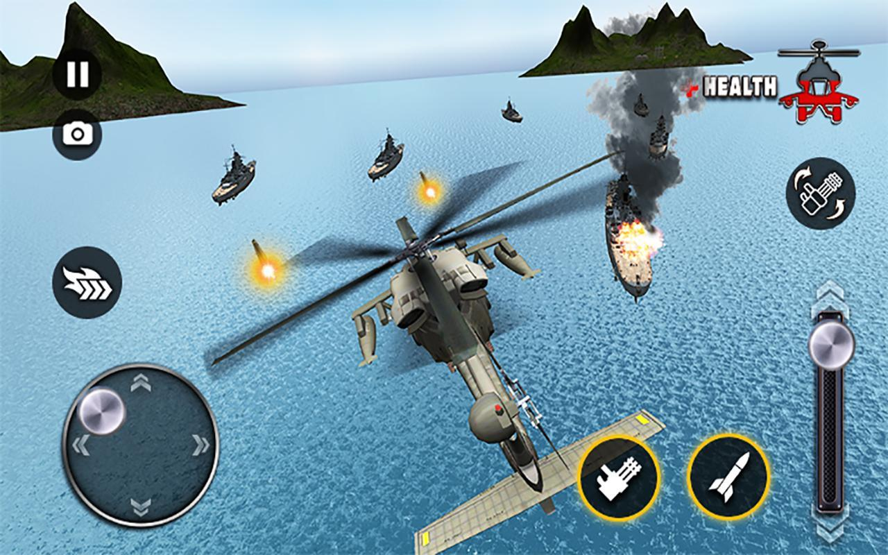 Helicopter Gunship Strike Air Cavalry Pilot 1.2 Screenshot 6