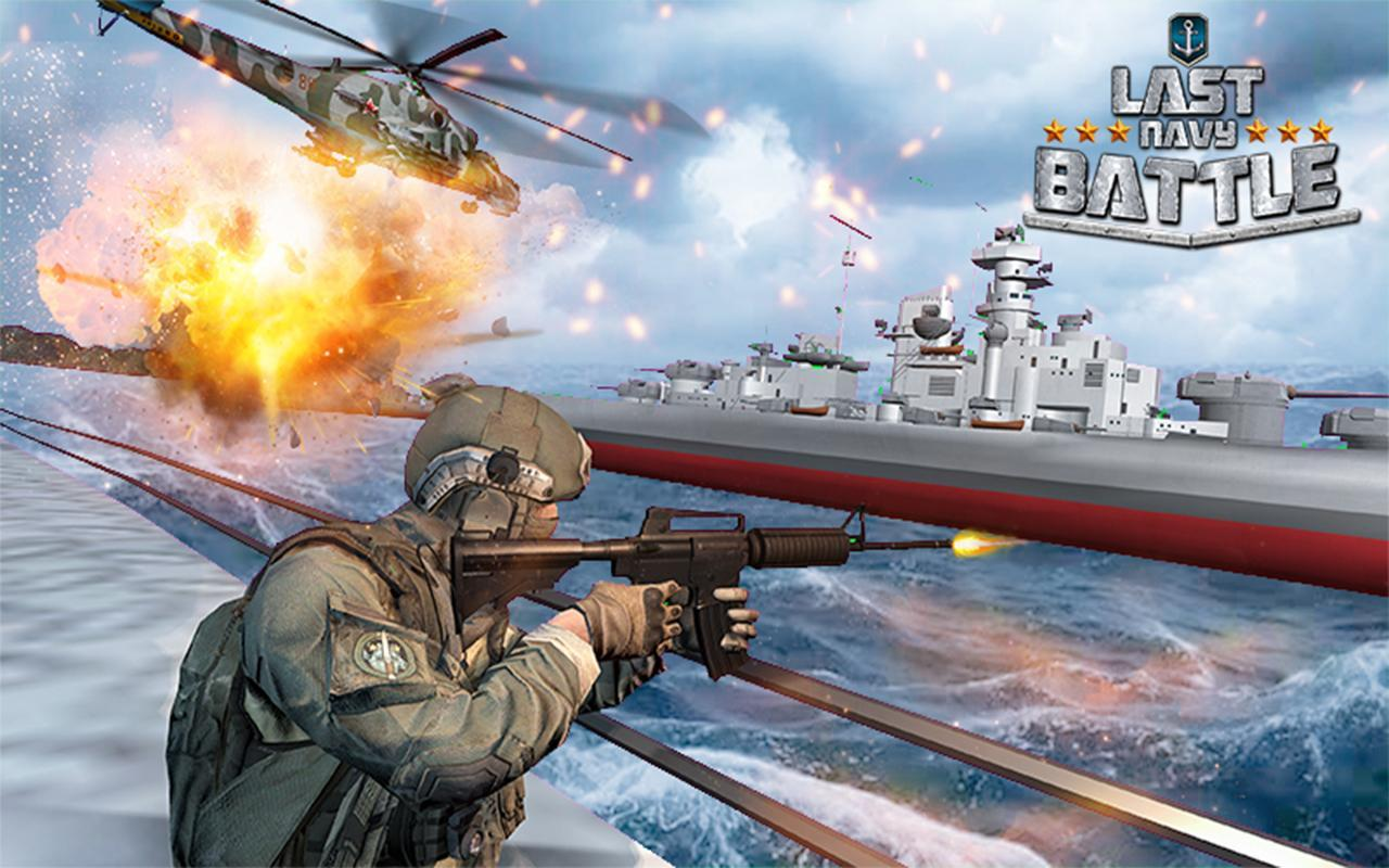 World War Naval Warfare Navy Battle 3D 1.1 Screenshot 9