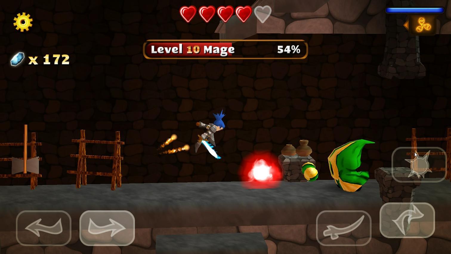 Swordigo 1.4.1 Screenshot 2