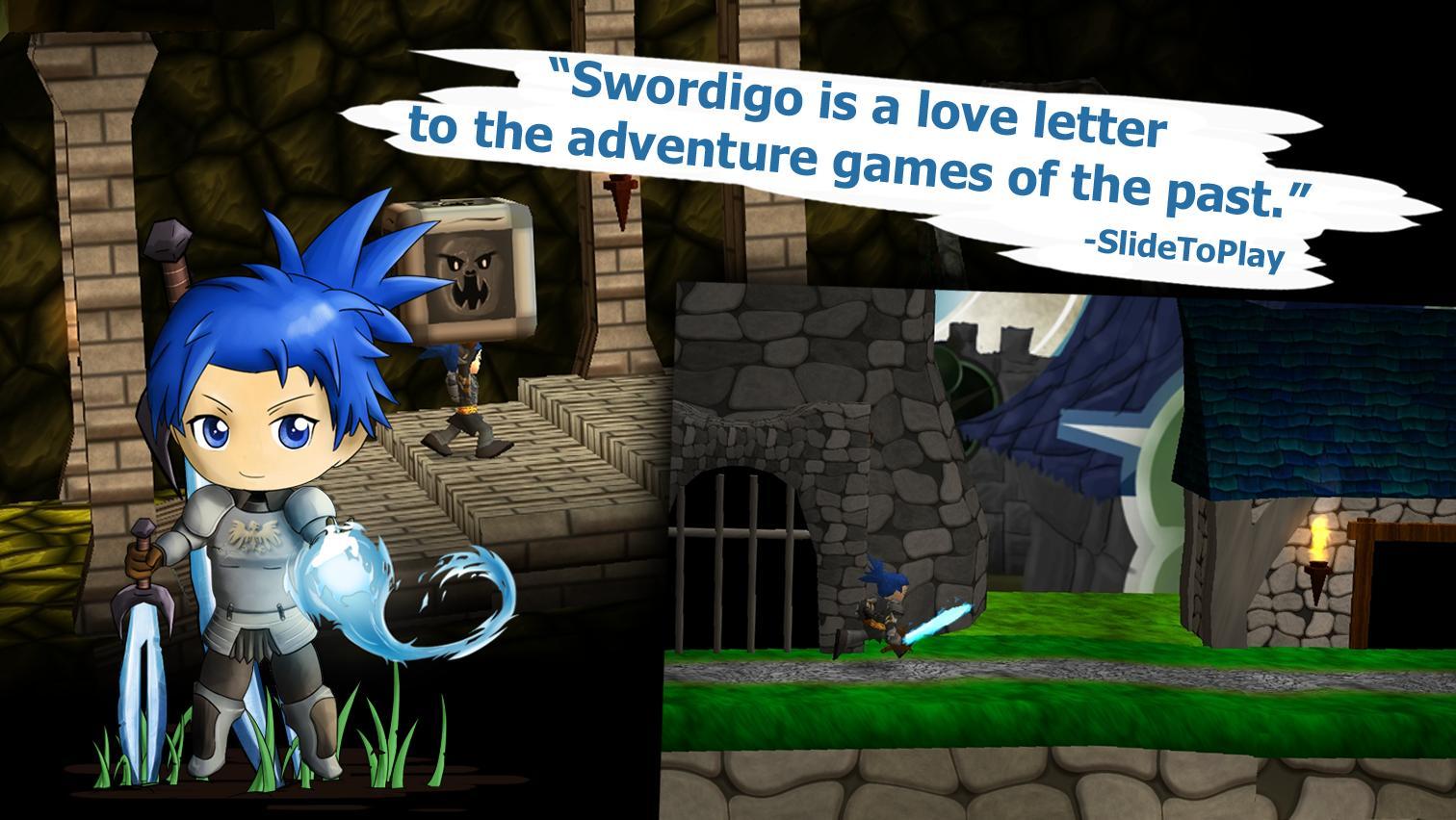 Swordigo 1.4.1 Screenshot 3