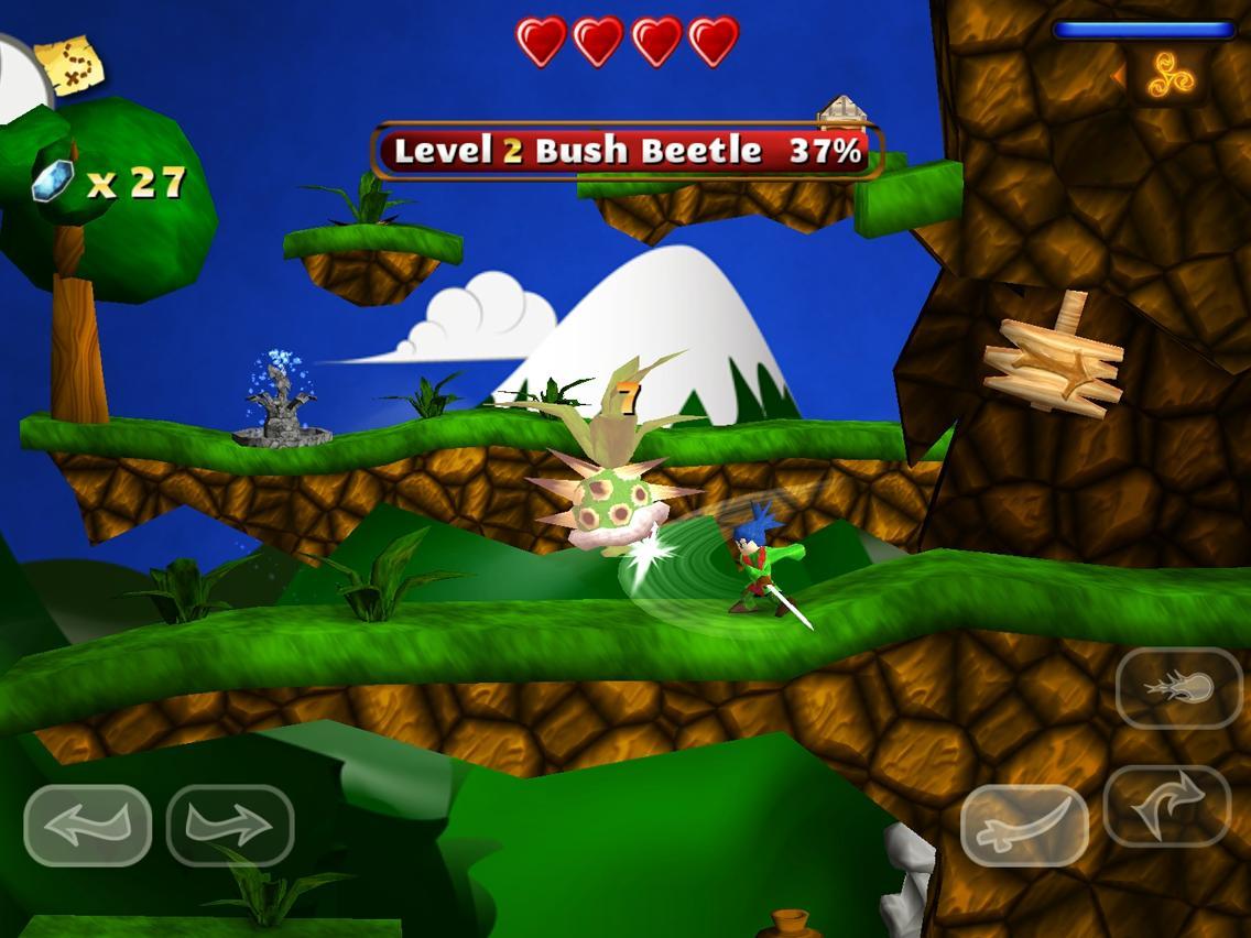 Swordigo 1.4.1 Screenshot 6