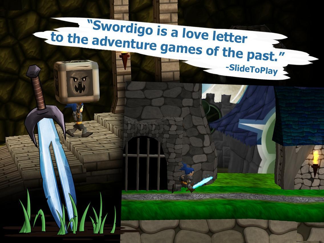 Swordigo 1.4.1 Screenshot 8