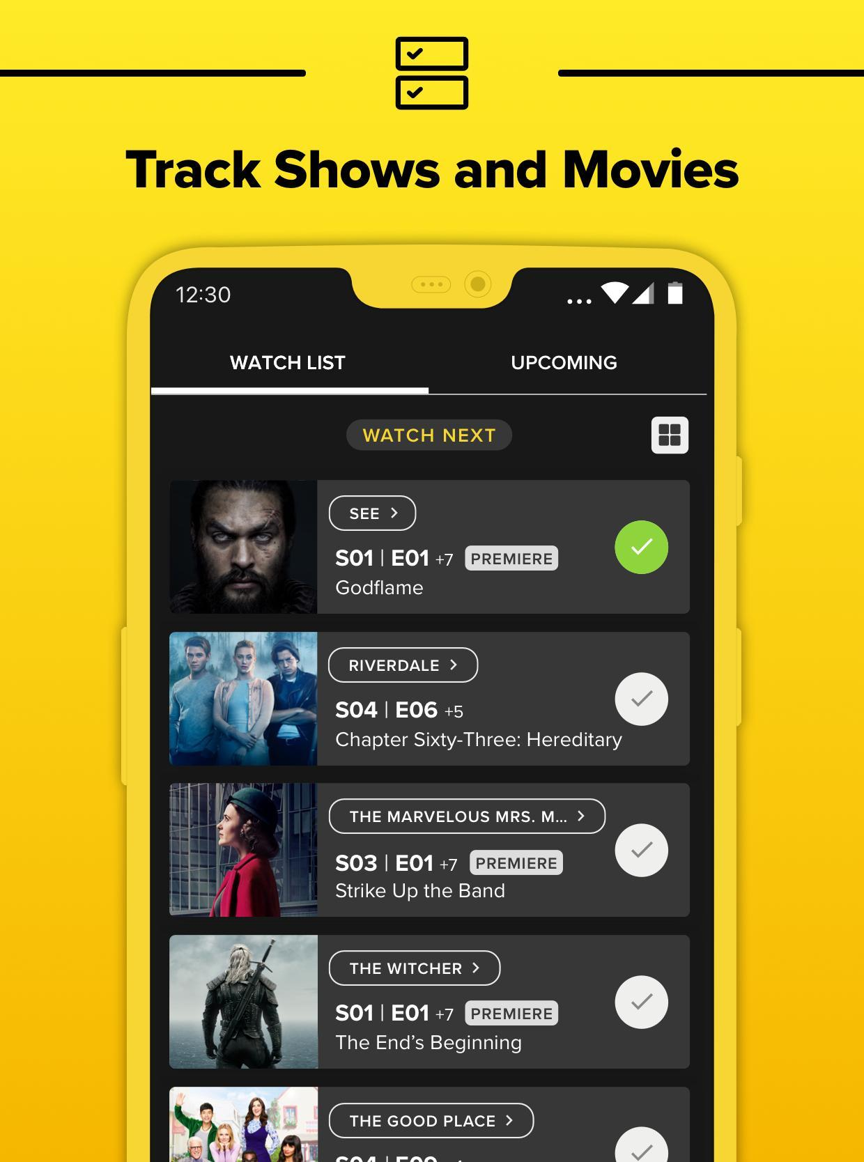 TV Time Track Shows & Movies 8.2.0-2019103001 Screenshot 5