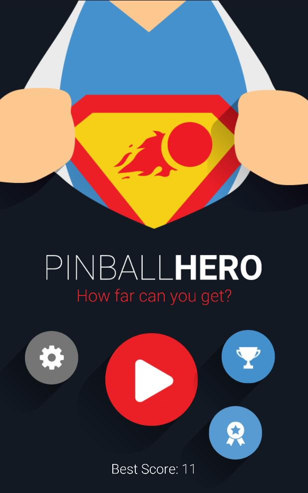 Pinball Hero 3.0.16 Screenshot 1