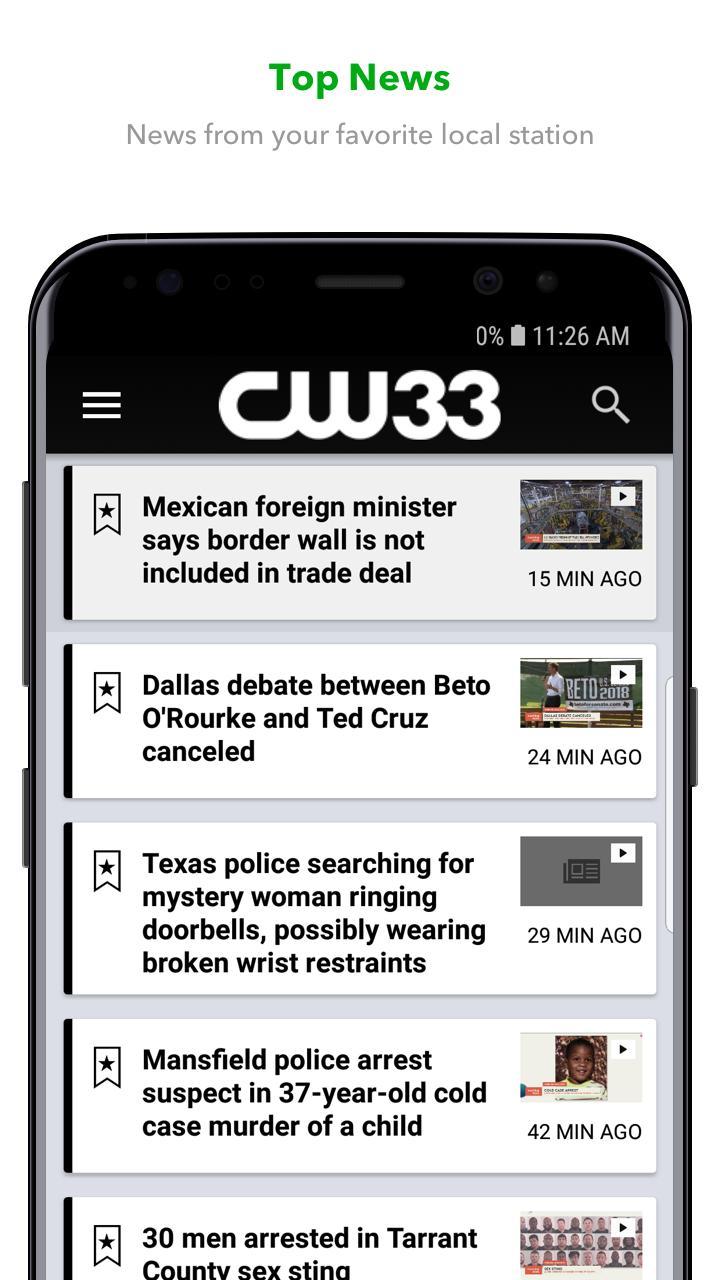 CW33 6.10.2 Screenshot 1