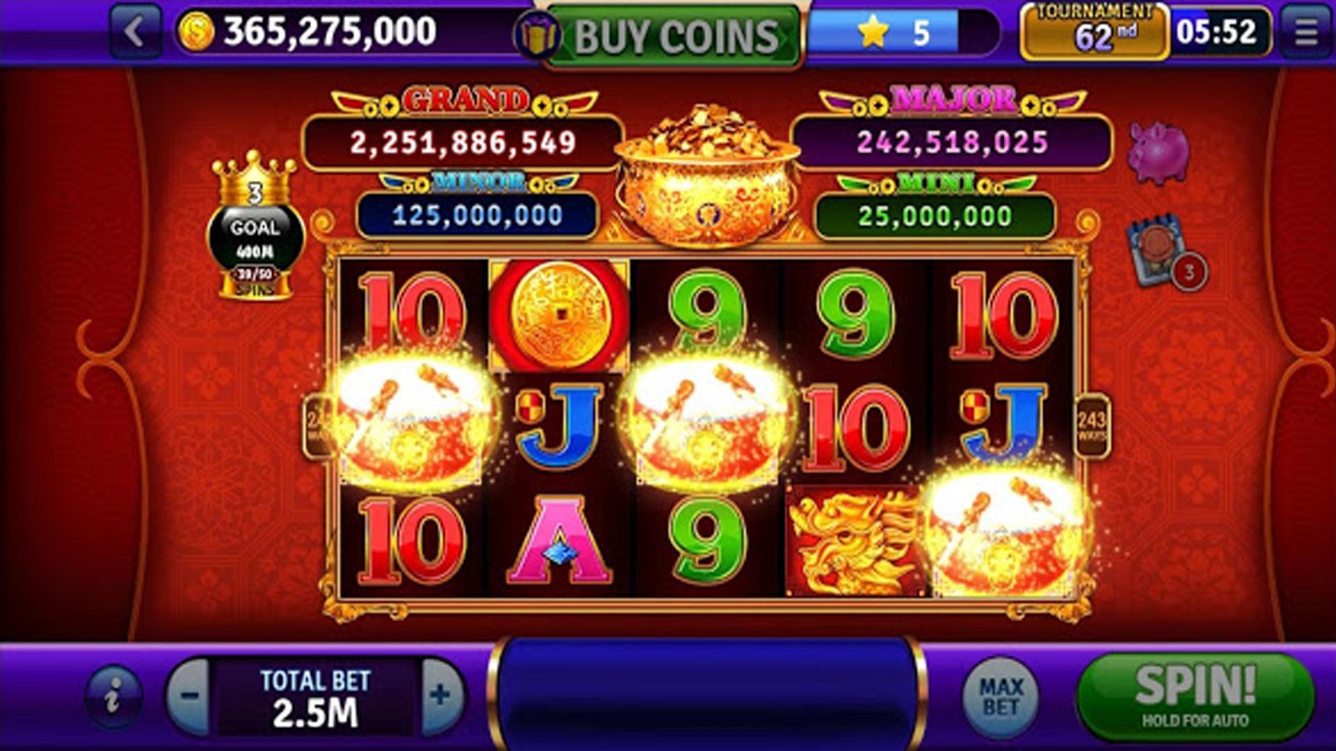 Tycoon Casino™: Free Vegas Jackpot Slots 1.8.4 Screenshot 8
