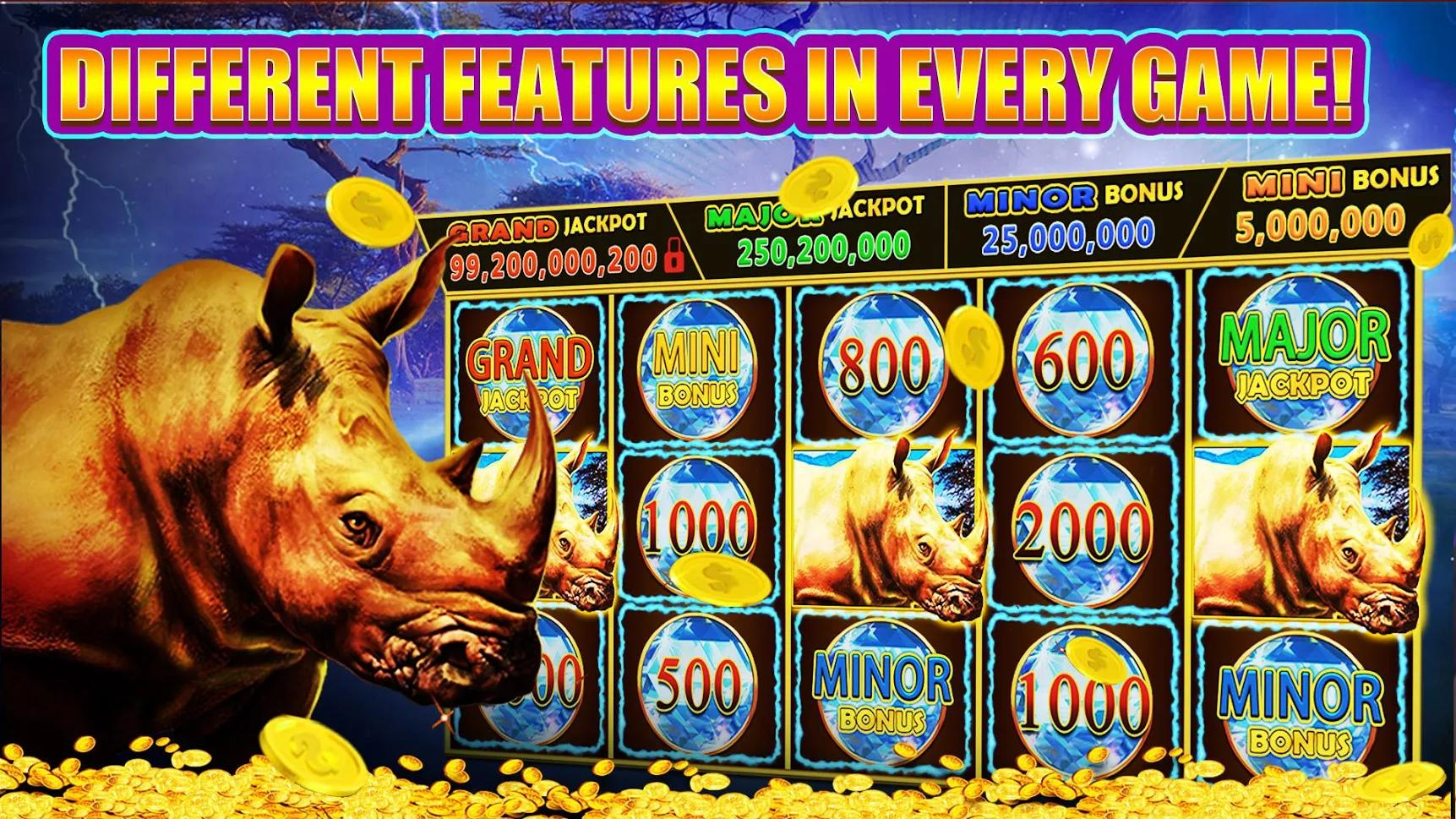 Vegas Casino Slots 2020 - 2,000,000 Free Coins 1.0.34 Screenshot 7