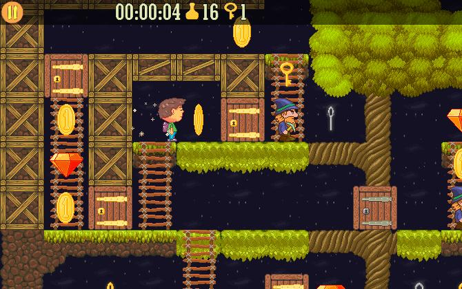 Jack Adventures 1.9.21 Screenshot 2
