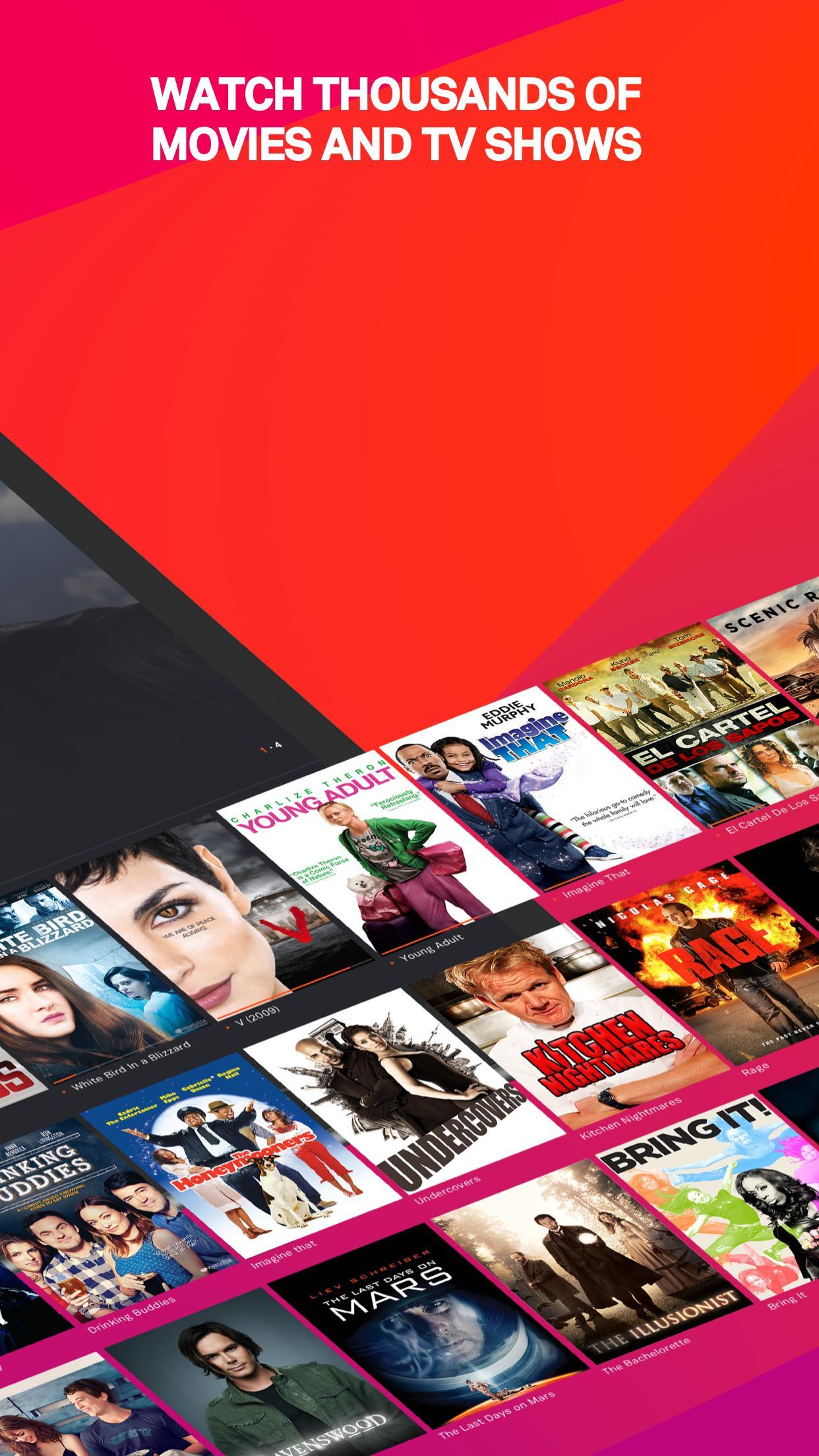 Tubi - Free Movies & TV Shows 4.7.4 Screenshot 12