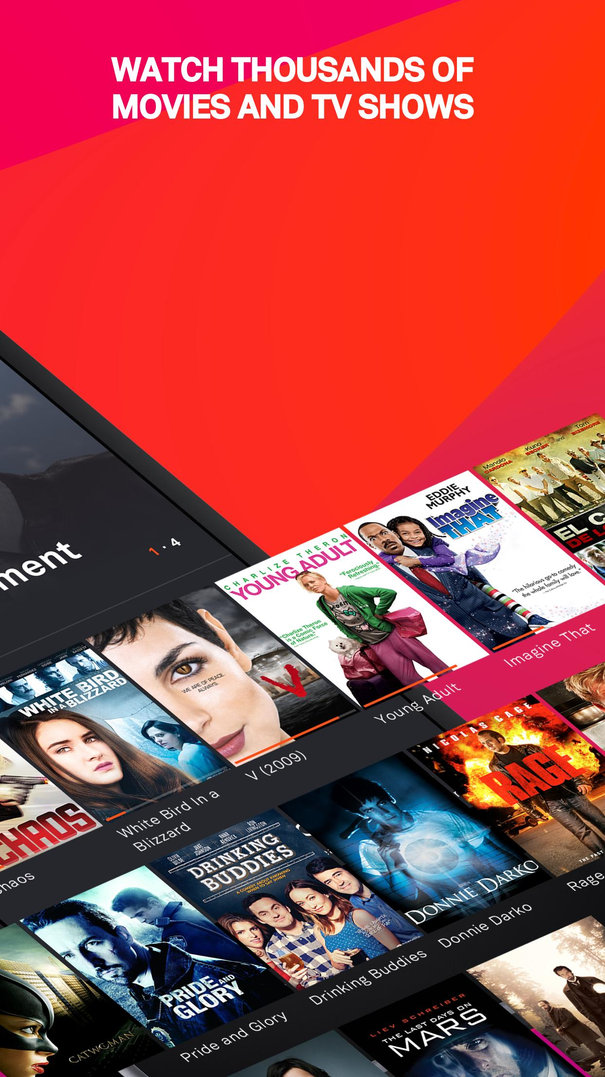 Tubi - Free Movies & TV Shows 4.7.4 Screenshot 2
