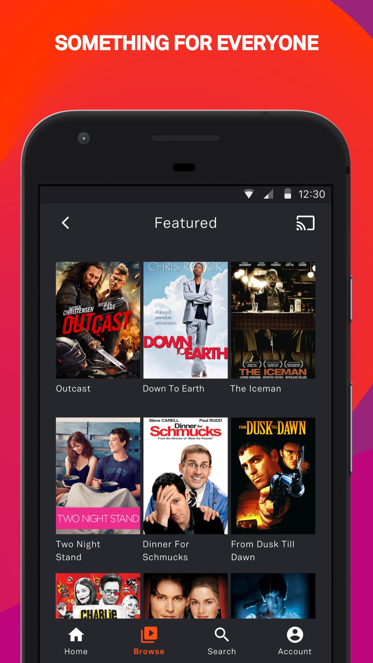 Tubi - Free Movies & TV Shows 4.7.4 Screenshot 3