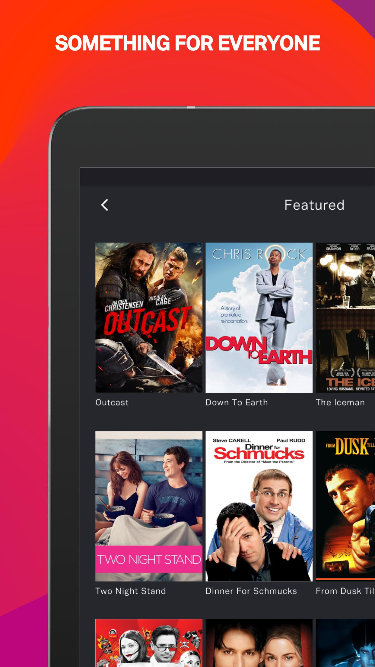 Tubi - Free Movies & TV Shows 4.7.4 Screenshot 8