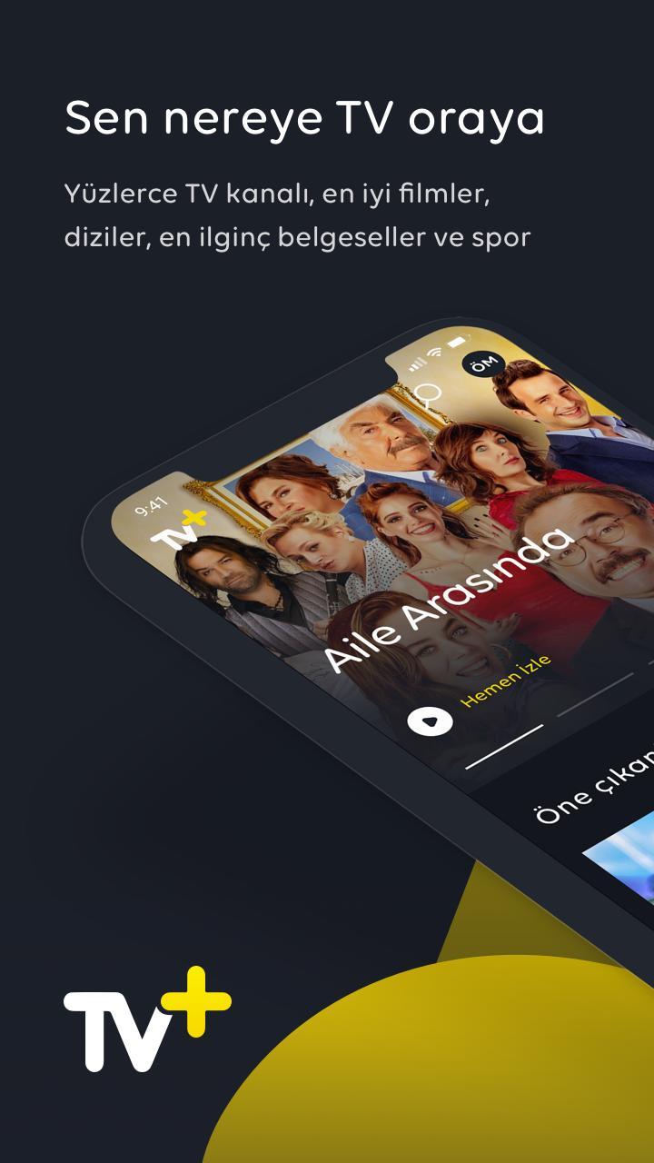 TV+ 5.1.2 Screenshot 1