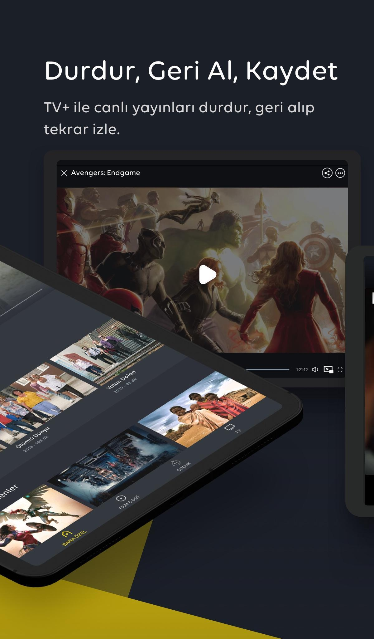 TV+ 5.1.2 Screenshot 7