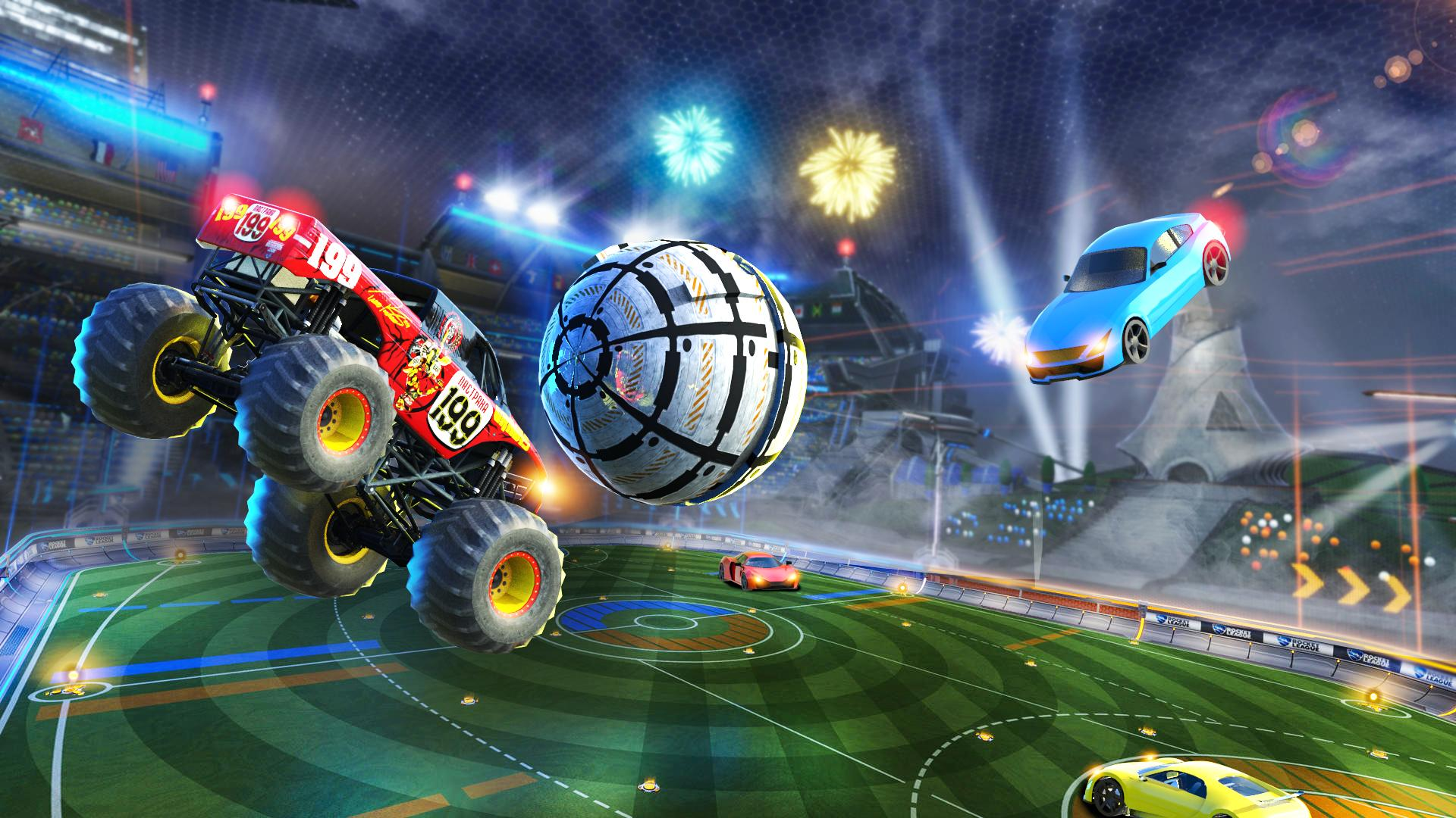 Rocket Car Soccer league - Super Football 1.7 Screenshot 5