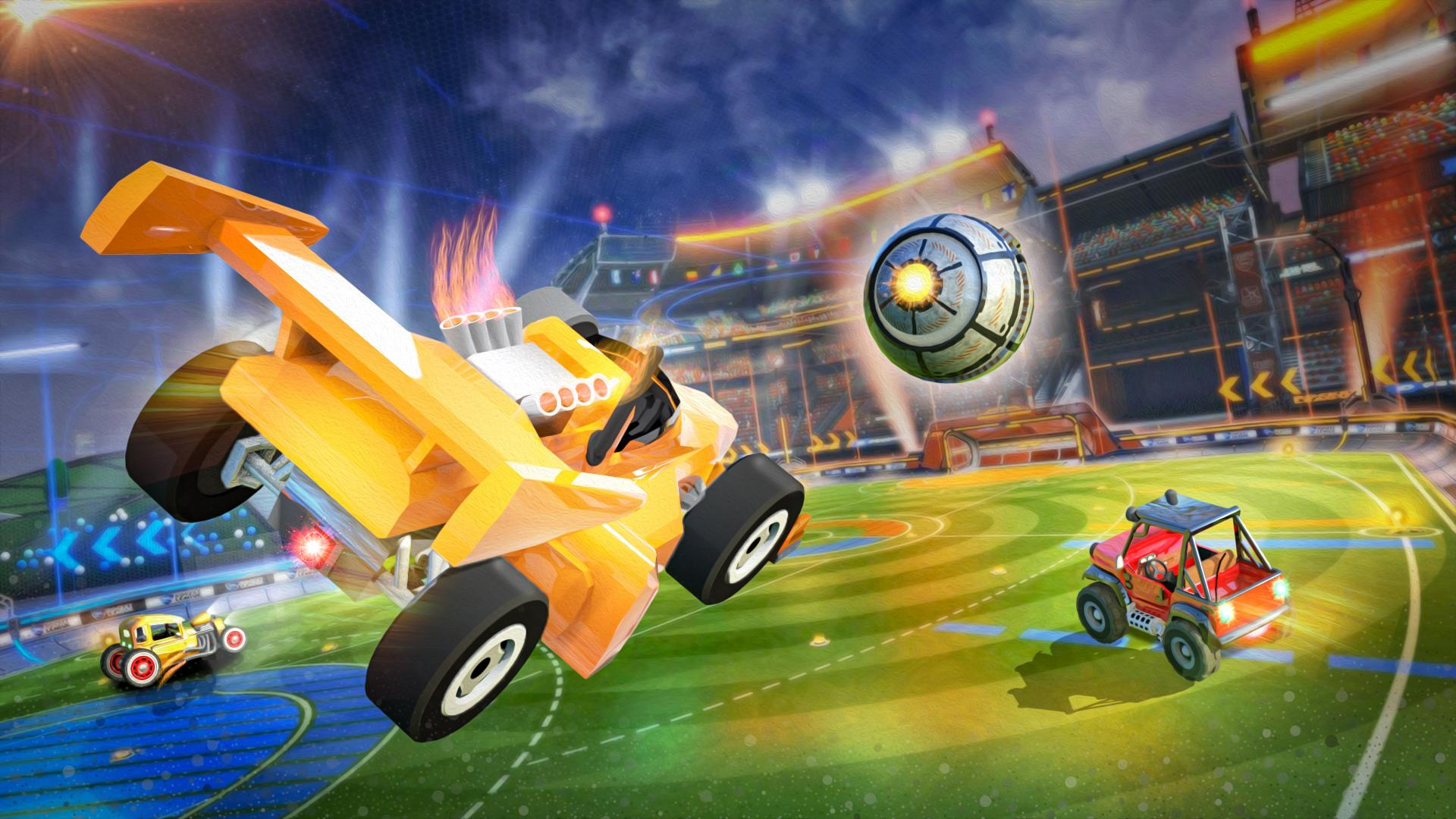 Rocket Car Soccer league - Super Football 1.7 Screenshot 6