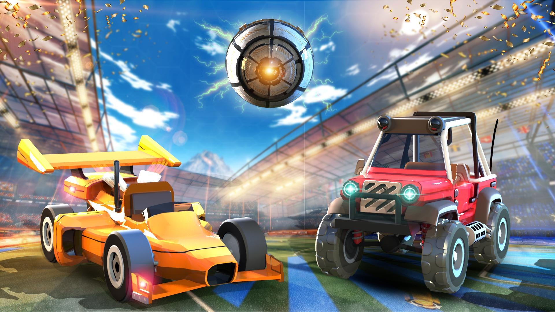 Rocket Car Soccer league - Super Football 1.7 Screenshot 7