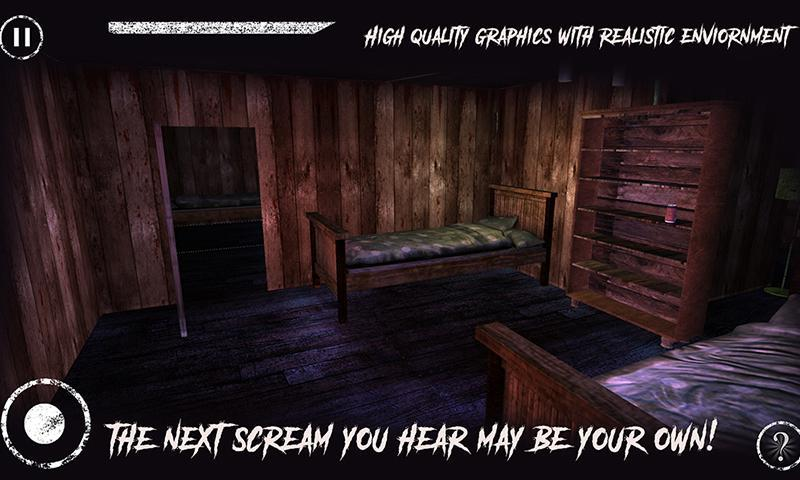 Haunted House Escape - Granny Ghost Games 1.0.13 Screenshot 1