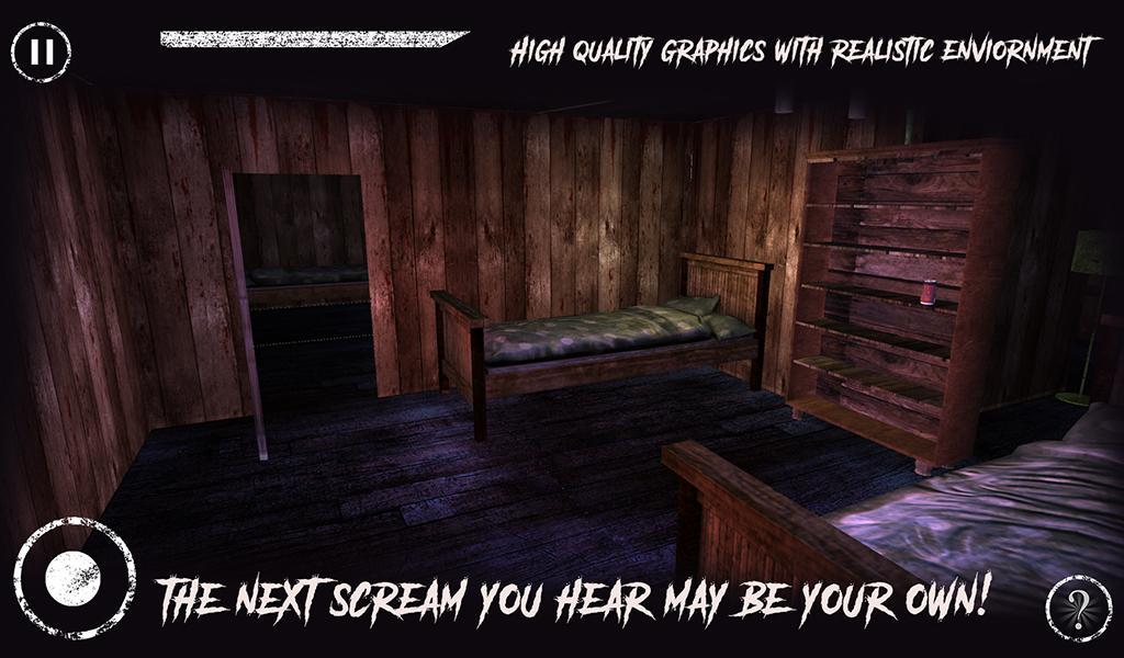 Haunted House Escape - Granny Ghost Games 1.0.13 Screenshot 8