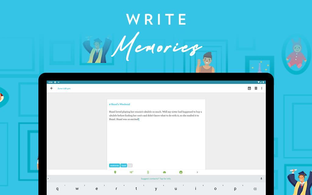 Journey Diary, Motivational Journal 3.4.5E Screenshot 10