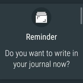 Journey Diary, Motivational Journal 3.4.5E Screenshot 17