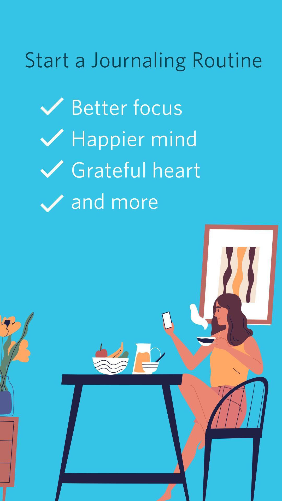 Journey Diary, Motivational Journal 3.4.5E Screenshot 3