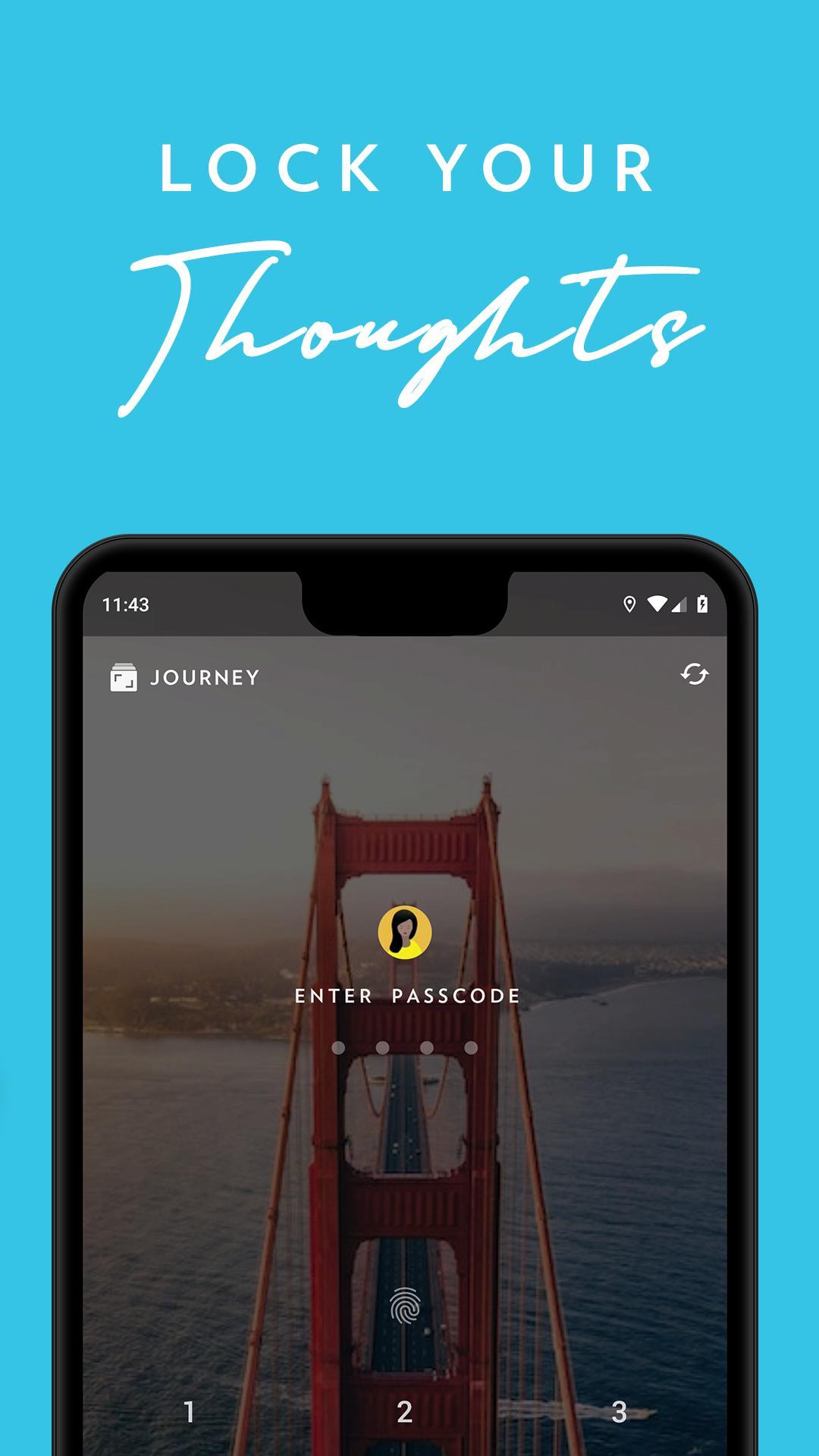 Journey Diary, Motivational Journal 3.4.5E Screenshot 6