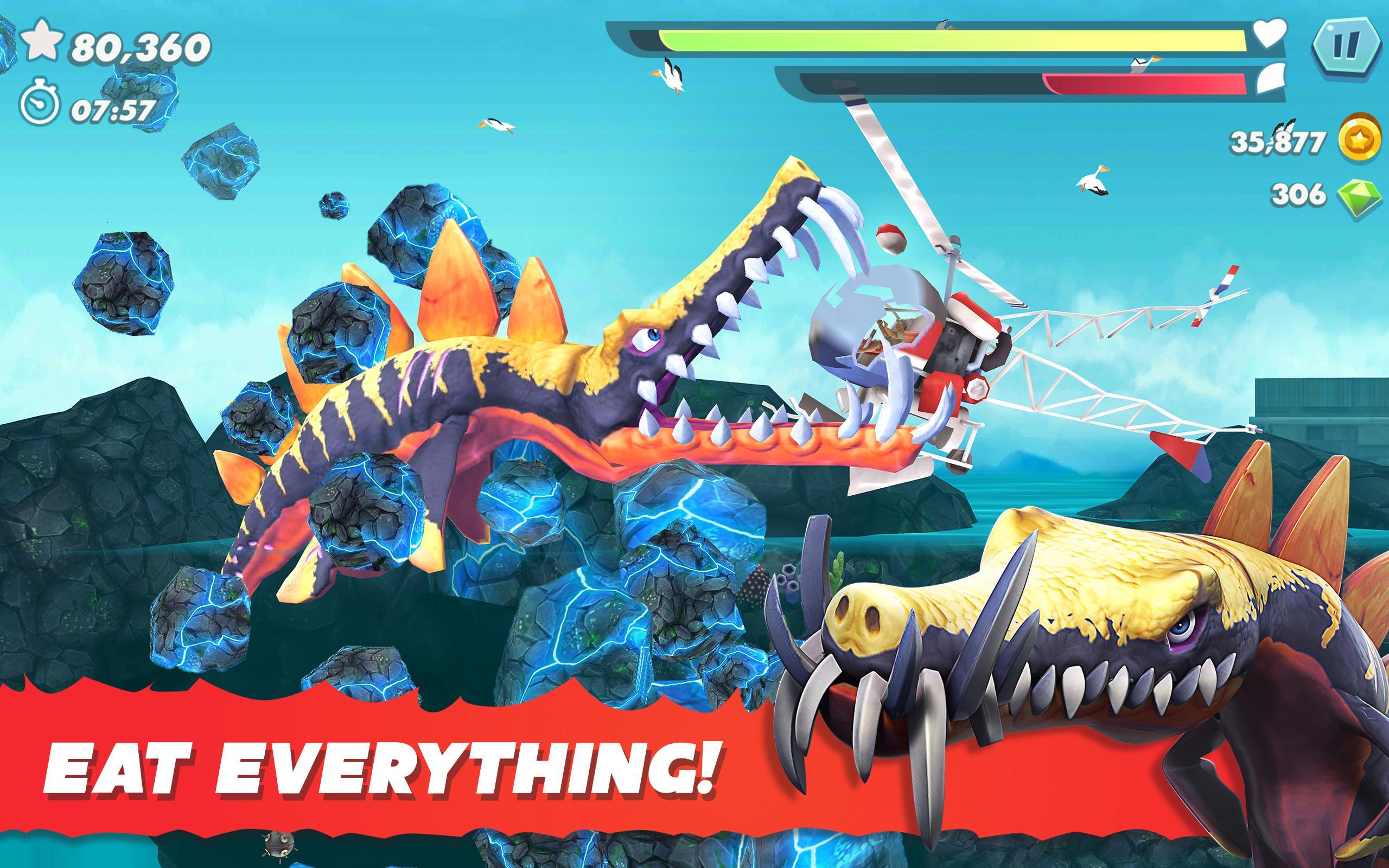 Hungry Shark Evolution 8.0.0 Screenshot 14