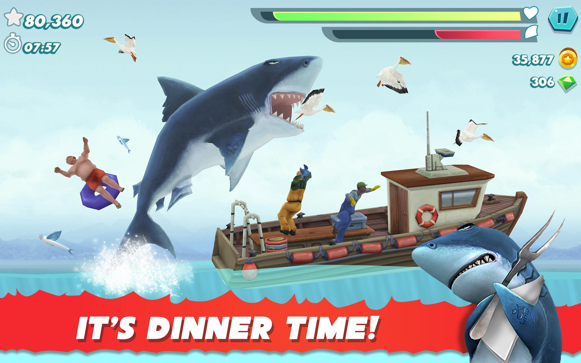 Hungry Shark Evolution 8.0.0 Screenshot 17