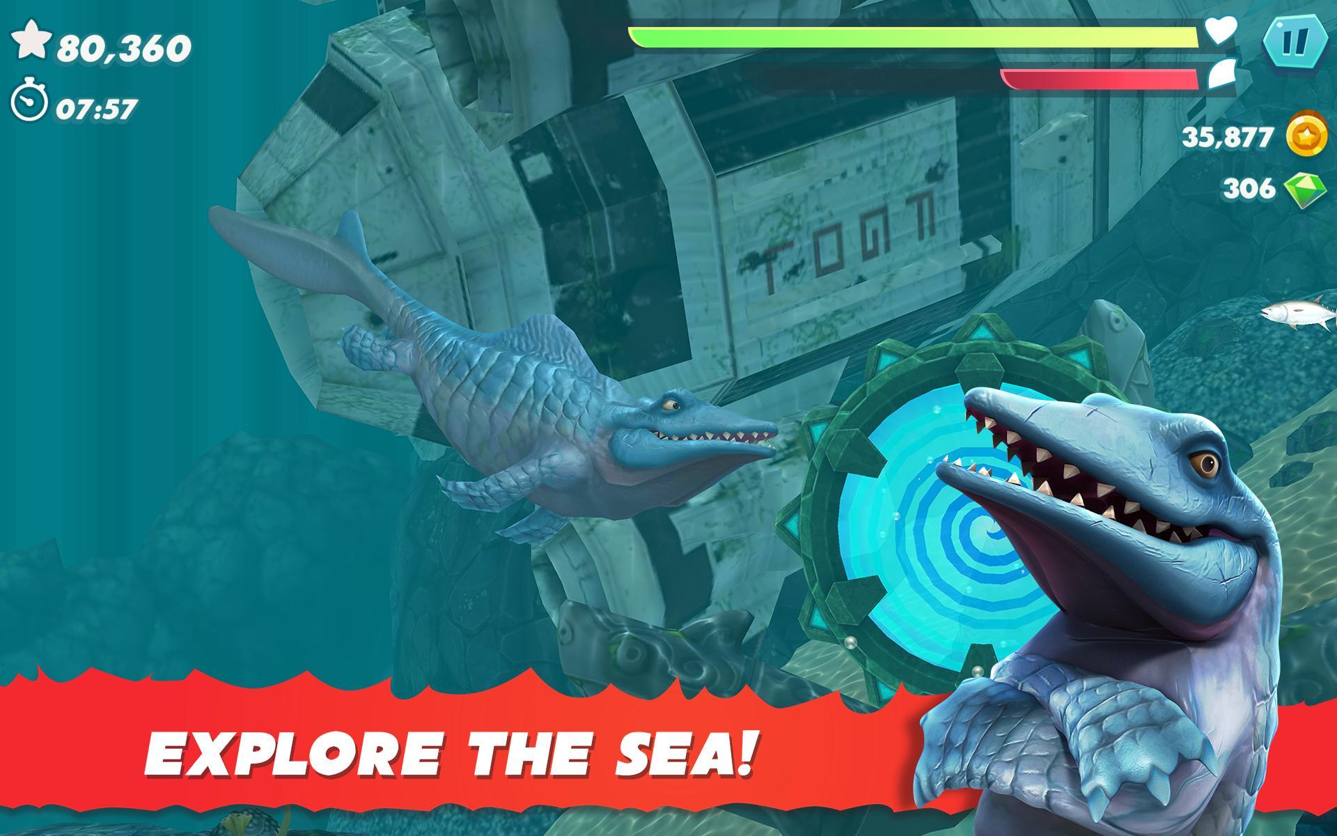 Hungry Shark Evolution 8.0.0 Screenshot 18