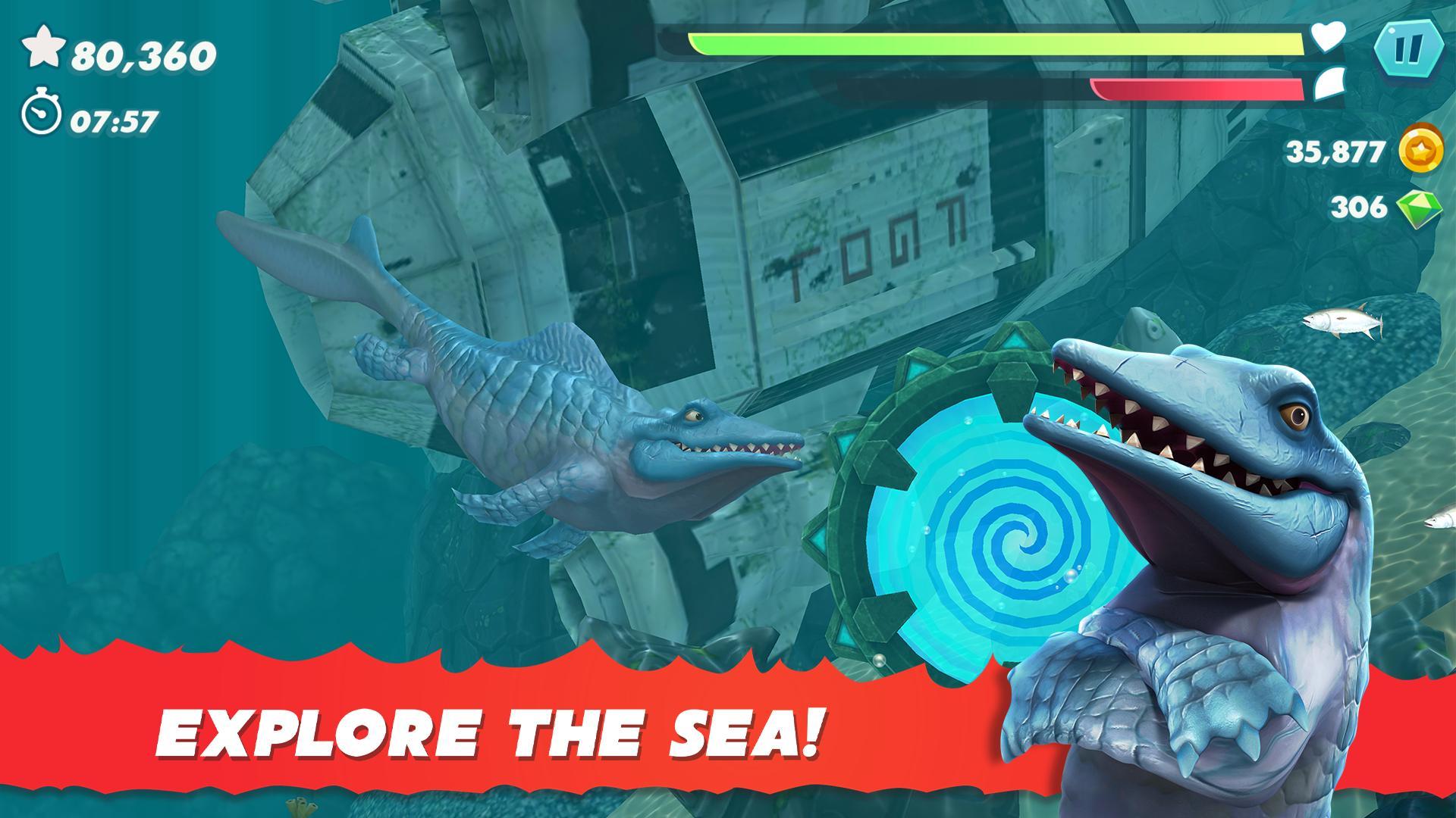 Hungry Shark Evolution 8.0.0 Screenshot 2