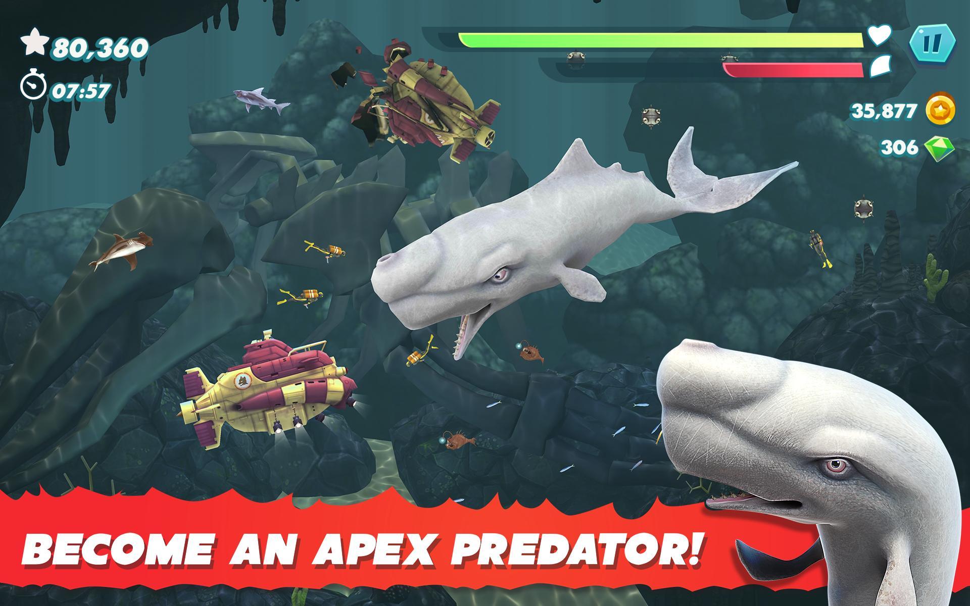 Hungry Shark Evolution 8.0.0 Screenshot 20