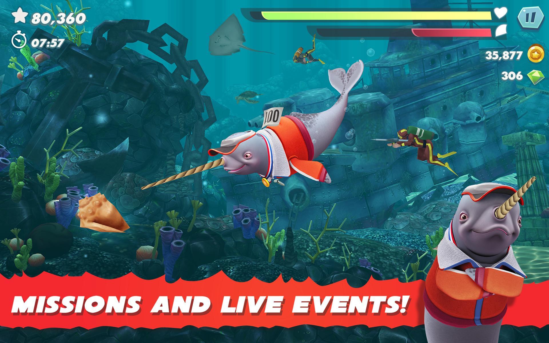 Hungry Shark Evolution 8.0.0 Screenshot 21