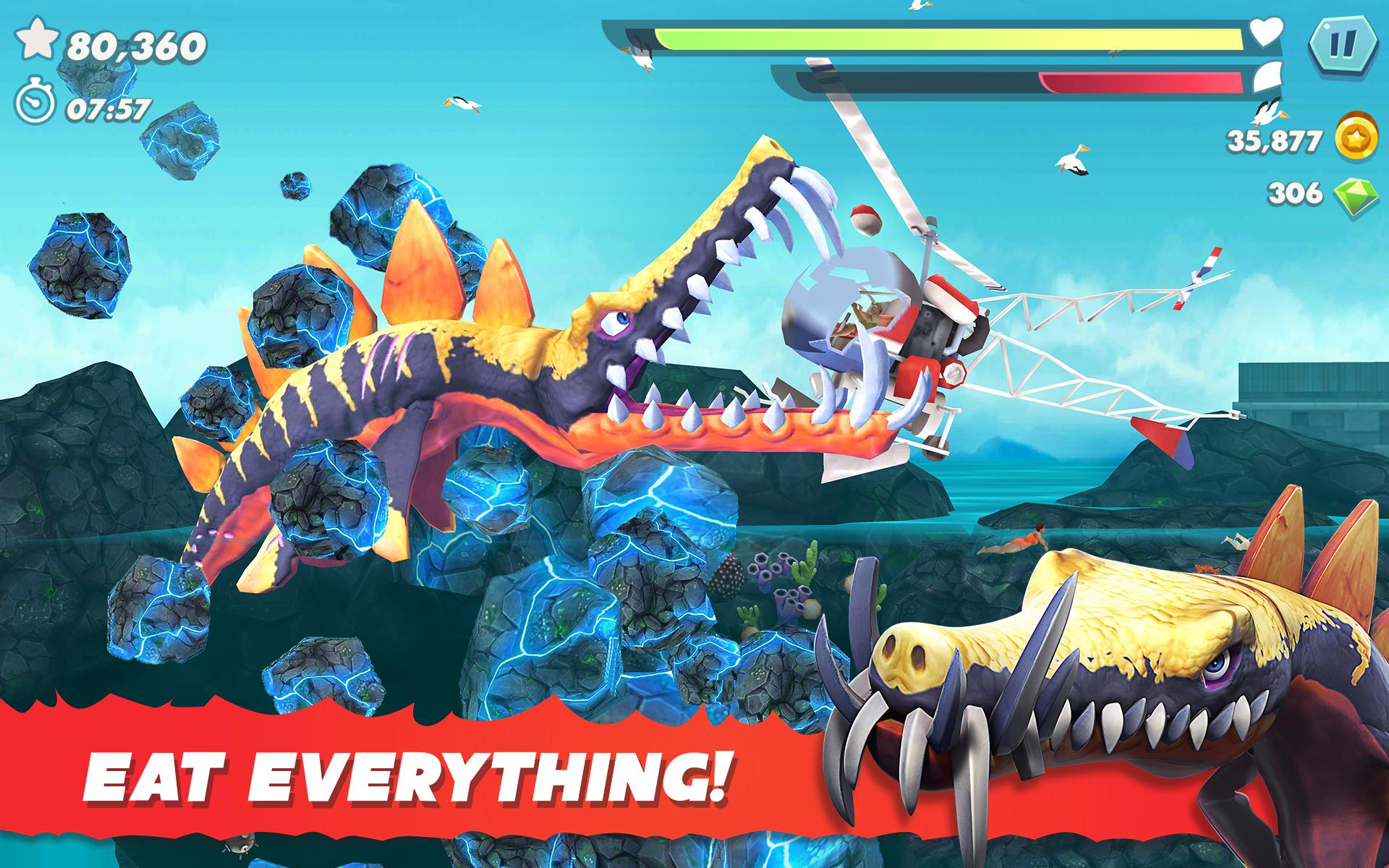 Hungry Shark Evolution 8.0.0 Screenshot 22