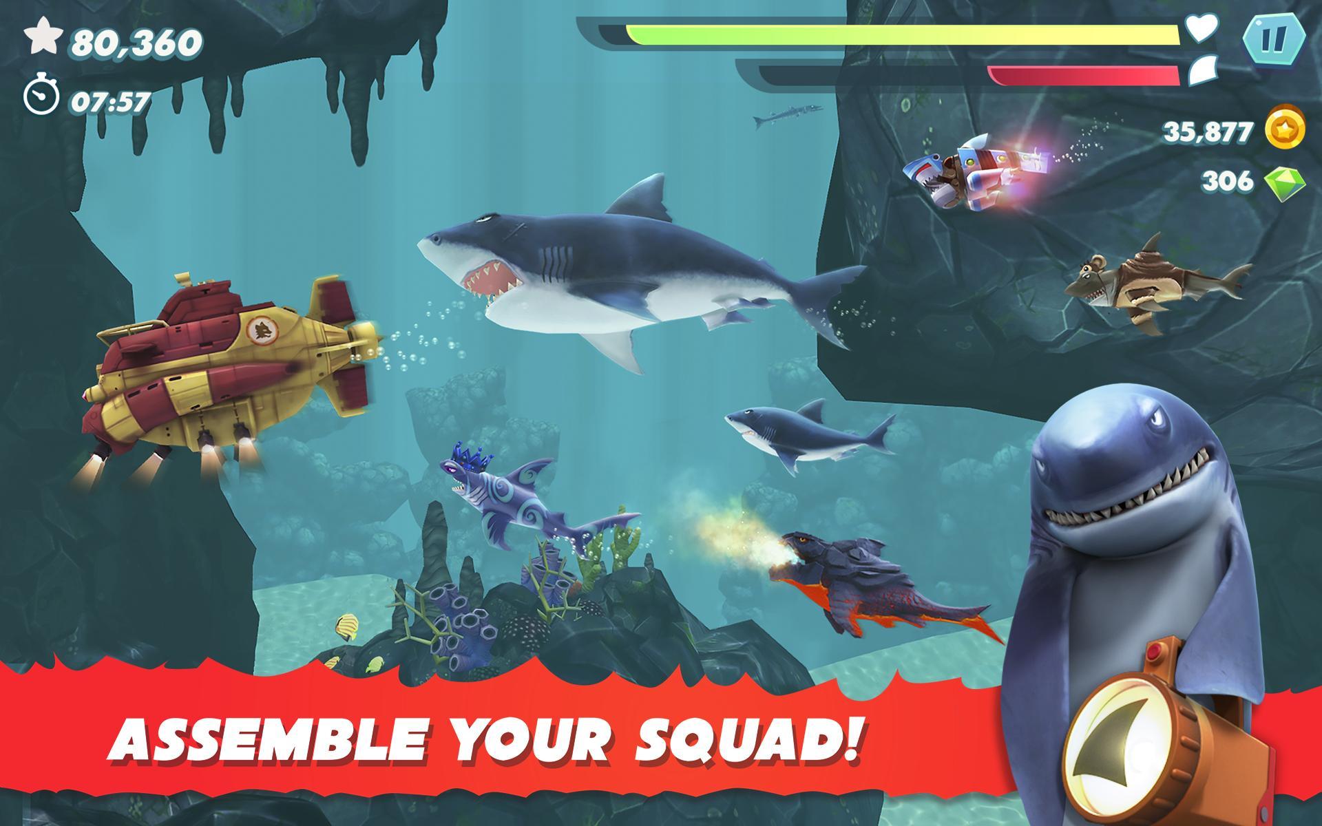 Hungry Shark Evolution 8.0.0 Screenshot 23