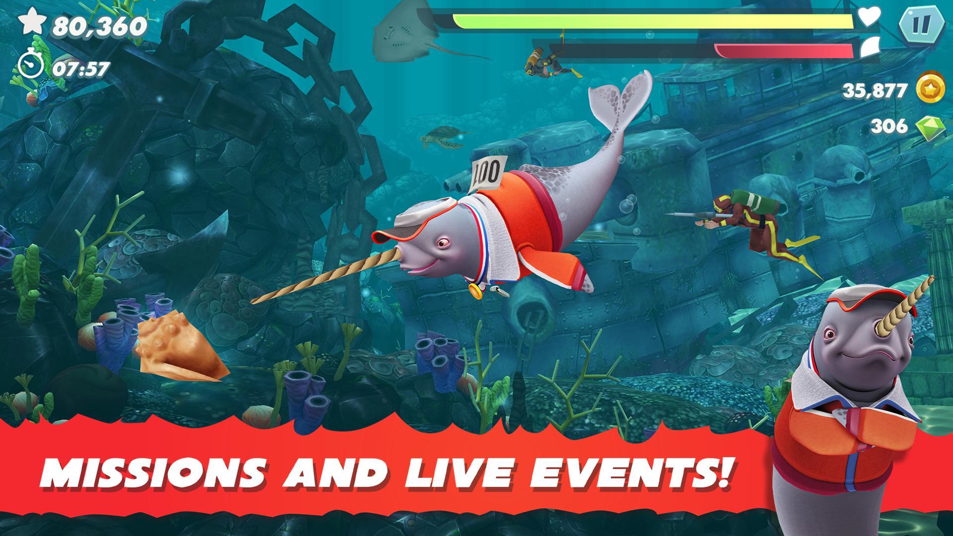 Hungry Shark Evolution 8.0.0 Screenshot 5